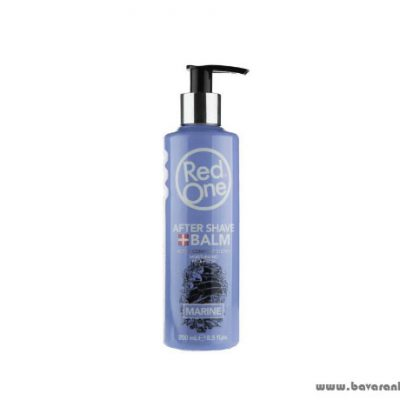 After Shave Balm Red One Balm Series Volume 250 ml Marine Model