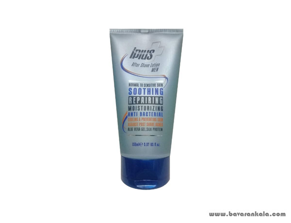 After Shave Intesa volume 100 ml model Glacial Lotion