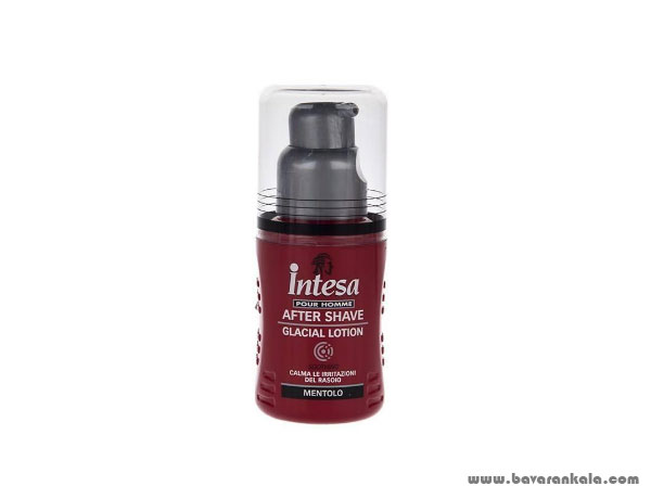 Intesa After Shave Lotion, volume 100 ml, Glacial model