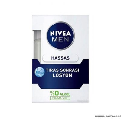 After Shave Niva Lotion 100 ml volume HASSAS model