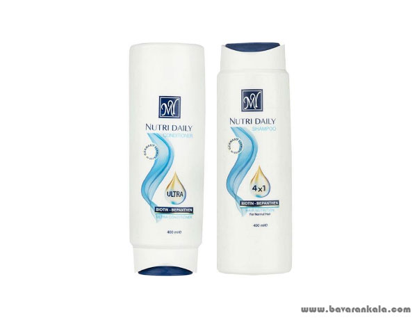 Nutri Daily shampoo and conditioner collection, volume 400 ml, model