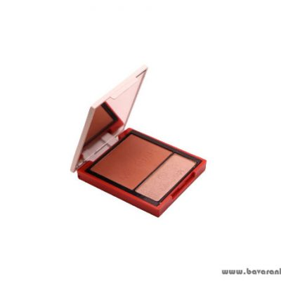 Mistar blush palette and highlighter model Silky Effect No. 03