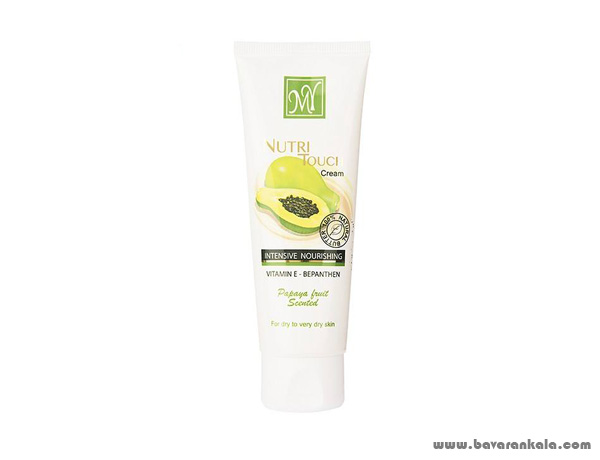 Nutri Touch, a very strong nourishing and emollient fruit cream with a volume of 75 ml