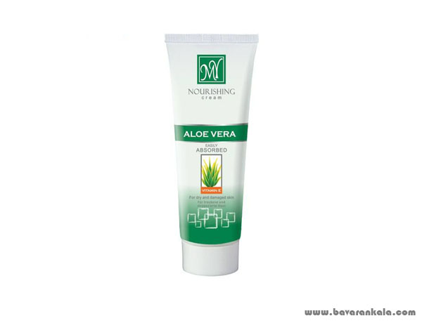 Emollient cream with a volume of 75 ml and Aloe Vera Mai face